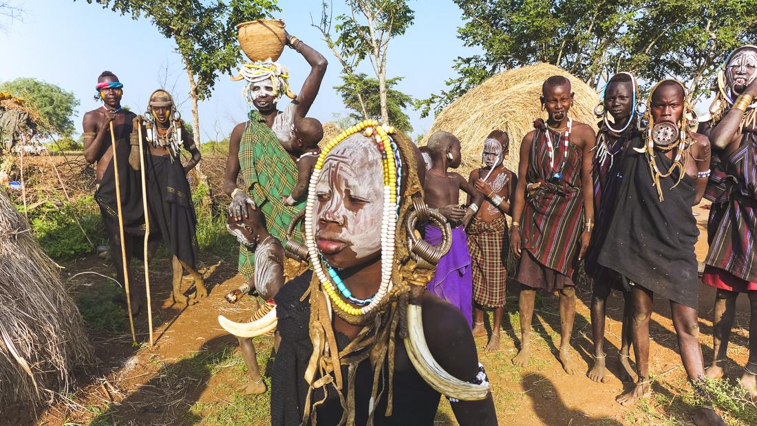tribes tribal africa ethiopia