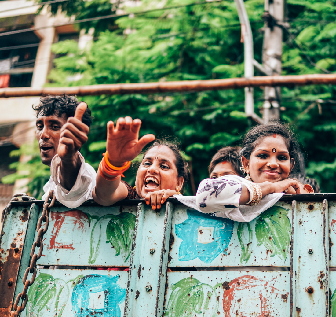 Bangladesh Mensen People