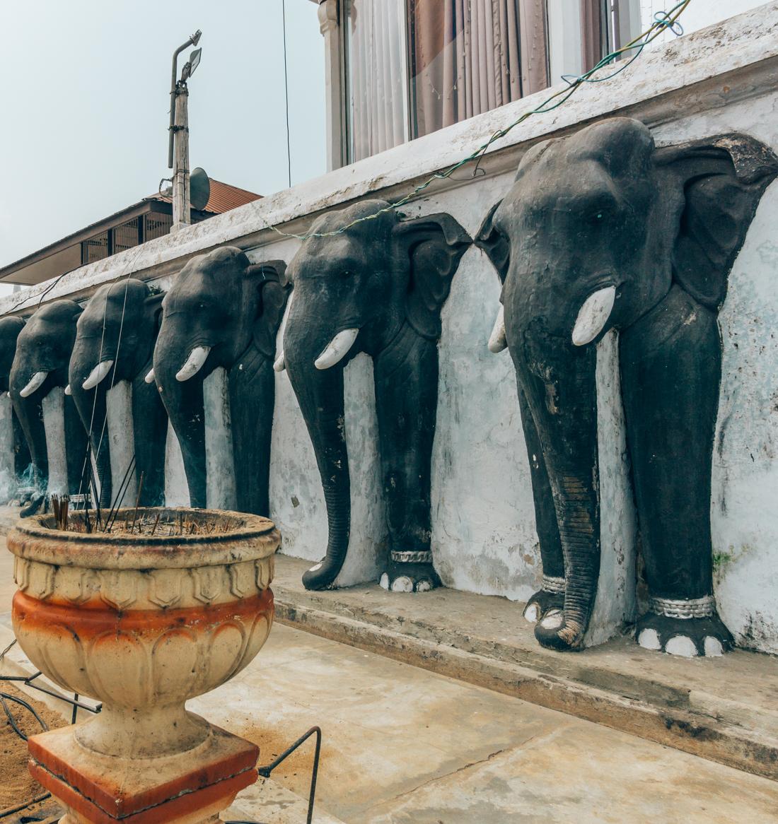 temple anaradhapura Sri Lanka
