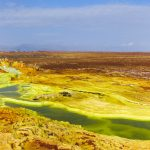 ethiopia danakil depression nature