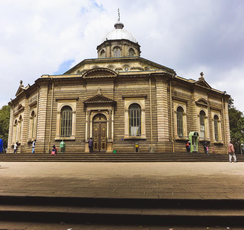 Church ethiopia addis abeba
