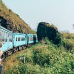 Kandy to Ella Sri Lanka trainride