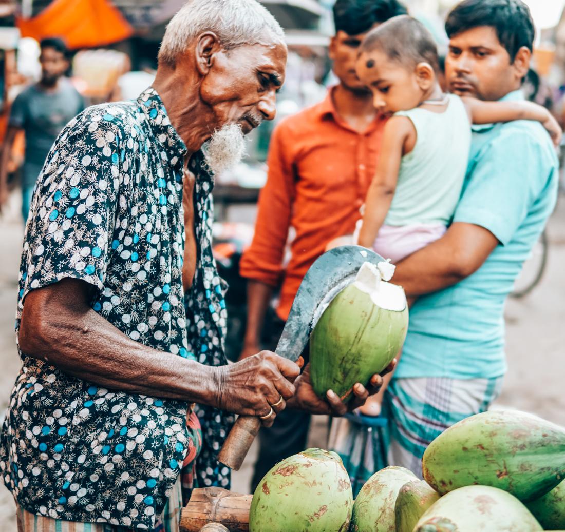 Bangladesh people Dhaka