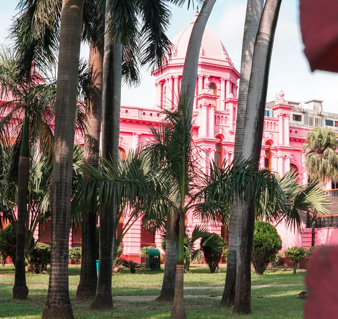 bangladesh Lalbagh fort