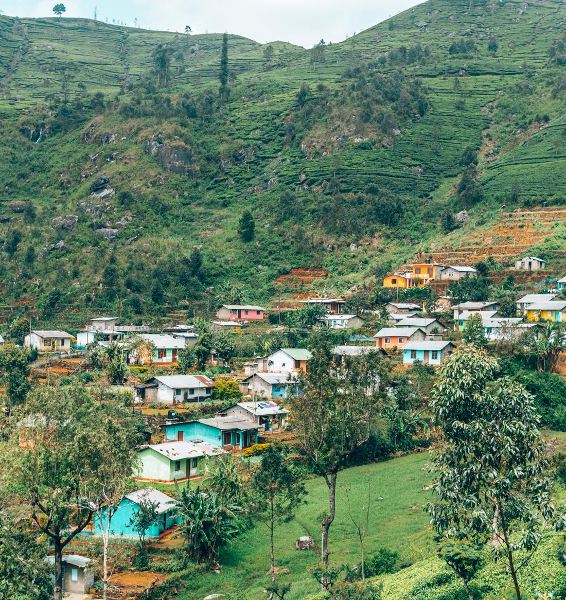 Haputale area