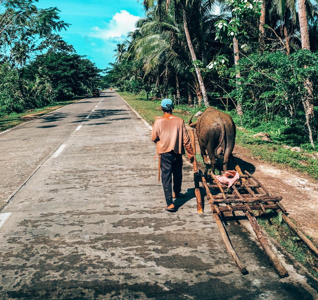 Siargao island people