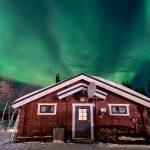 Finland Lapland Noorderlicht